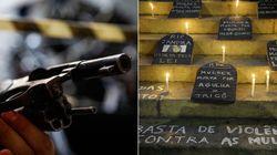 ESTUDO: Mais armas significam mais mulheres mortas nos