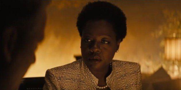 'Esquadrão Suicida': Amanda Waller, personagem de Viola Davis, será a grande vilã do