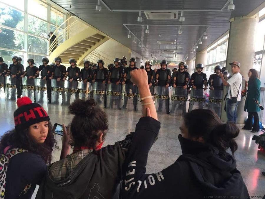 Governo de São Paulo envia Polícia Militar para local da ocupação de