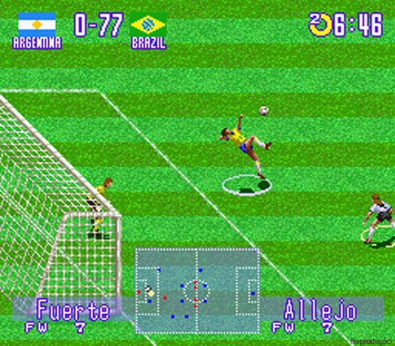 Allejo, Beranco e mais um monte de craques! International Superstar Soccer agora no seu