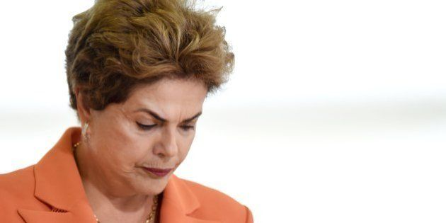 Brazilian President Dilma Rousseff attends the launching of the Agricultural and Livestock Plan for 2016/2017,...