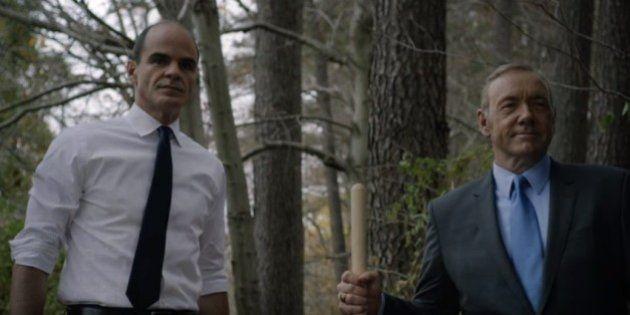 Netflix lança novo teaser de House of Cards como se fosse parte de uma campanha presidencial