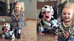 Esta talvez seja a melhor fantasia de Halloween deste ano: Cruella de Vil e