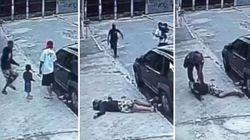 ASSISTA: PM alega 'escorregão' para tiro nas costas de jovem morto na Grande