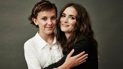 MIGAS! Winona Ryder foi quem convenceu 'Eleven' a raspar o cabelo para 'Stranger