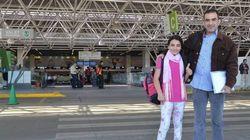 Conheça a jovem refugiada que carregou a Tocha
