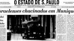 O atentado na Olimpíada de Munique, em 1972, e a ameaça terrorista na Rio