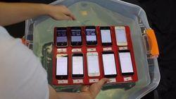 ASSISTA: Jogaram todos os iPhones na água; veja qual versão aguentou