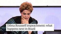 Impeachment ou golpe: Afinal, o que a imprensa estrangeira está falando sobre o