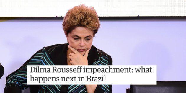 Impeachment ou golpe? O que a imprensa estrangeira está dizendo sobre o processo no