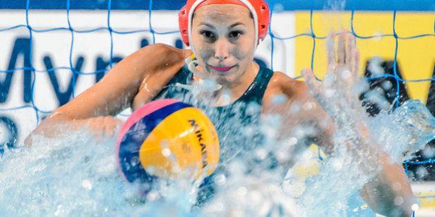 Que azar! Na véspera do Rio 2016, atletas australianas de polo aquático estão de