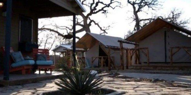 Nesta comunidade texana, todos os moradores de rua têm casa e itens essenciais