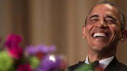Obama faz piada sobre usar maconha: 'A última vez que estava tão