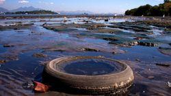 Basta ingerir três colheres de chá de água do Rio para