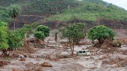 Samarco retira funcionários após alerta por deslocamento de terra em