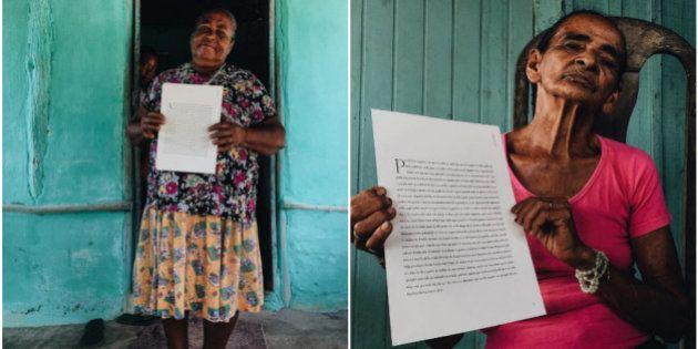 Livro revolucionário permite que analfabetos transmitam suas histórias para as próximas