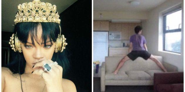 Desde a hora em que Rihanna lançou 'Work', a internet brasileira não consegue parar de