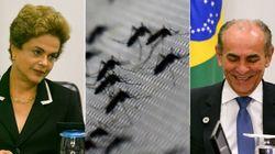 Dilma tenta corrigir gafes do ministro da Saúde: 'Não é isso o que ele está