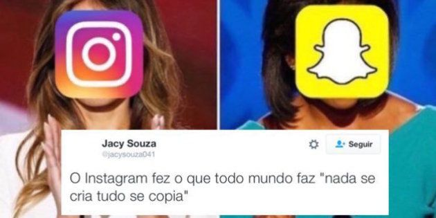 Os brasileiros ainda não superaram o recurso do Instagram que é A CARA do