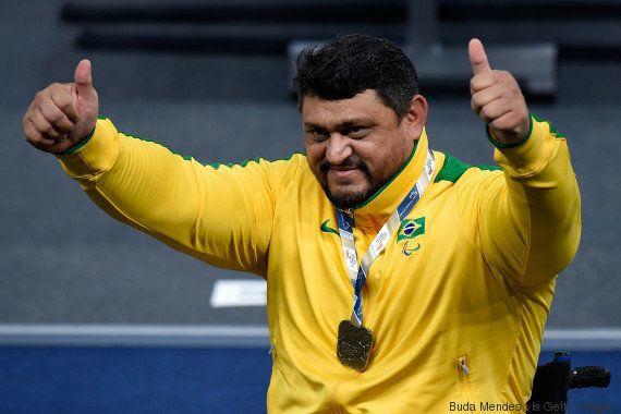 Joseano Felipe, halterofilista brasileiro ouro no Parapan de Toronto morre após parada