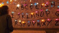 Agora você pode criar sua própria mensagem com as 💡💡💡 de 'Stranger