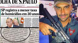 O dia em que Alckmin foi 'enquadrado' pelo filho de