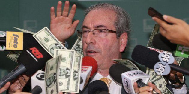 FORA! Eduardo Cunha é afastado do mandato na Câmara por ministro do