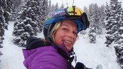 ASSISTA: Esquiadora sobrevive a queda de 300 metros na