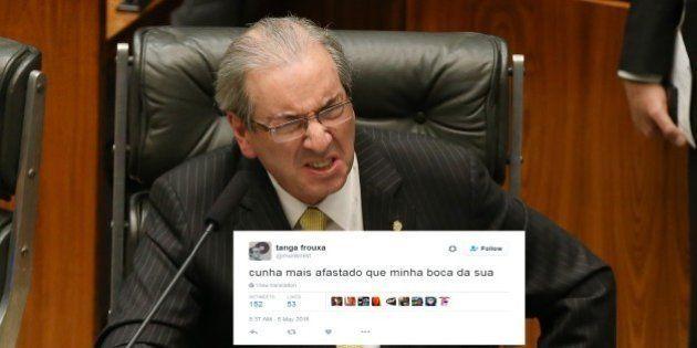 Tchau, Querido! Ministro Teori Zavascki, do STF, afasta Eduardo Cunha da presidência da Câmara, e a internet...