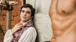 Globo repensa veto e vai liberar beijo gay de Caio Blat em 'Liberdade,