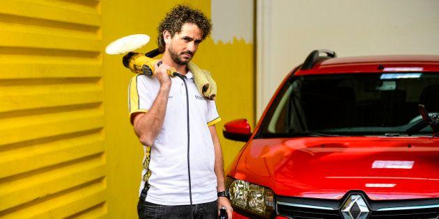 Felipe Andreoli topa TUDO para vender um