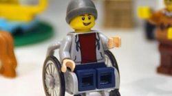 Finalmente! A Lego lançou seu primeiro boneco