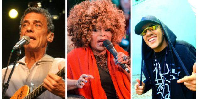 Chico Buarque, Elza Soares, MC Bin Laden e mais! New York Times lista 'o essencial da música