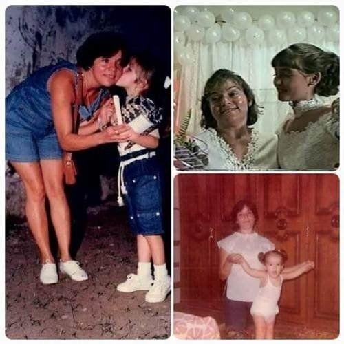 Tenho saudade de ter mãe, tenho saudade de ser