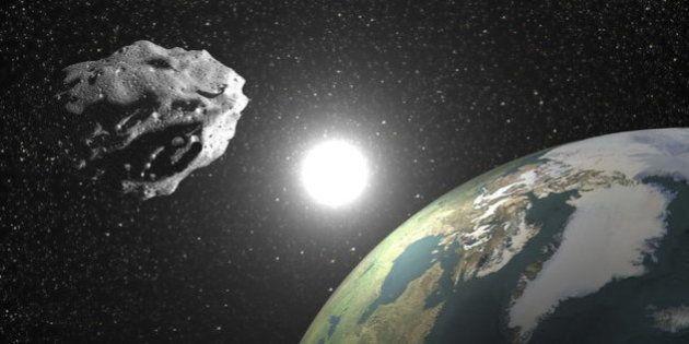 Asteroide de 400m de diâmetro passará perto da Terra no