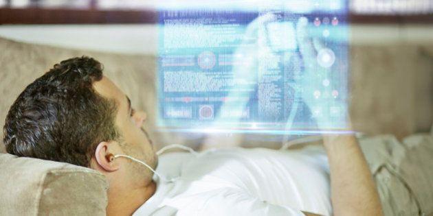technology, home, high tech, wearable technology, digital, hologram, futuristic, sci fi, computer, ipad,...