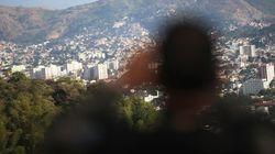 Rio: Turistas suecos saem de Uber para fotos e acabam