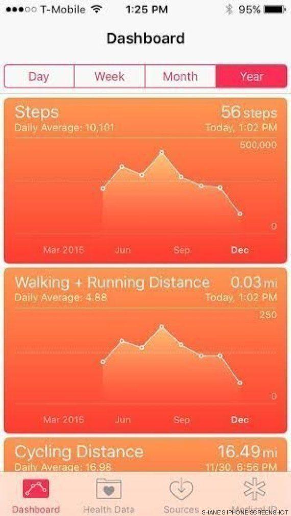 Monitorei cada momento da minha vida com um Apple Watch... E fiquei