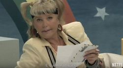 Netflix coloca Xuxa para imitar a si mesma nos anos 80. E o resultado é