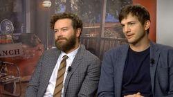 ASSISTA: Conversamos com Ashton Kutcher e Danny Masterson sobre 'The