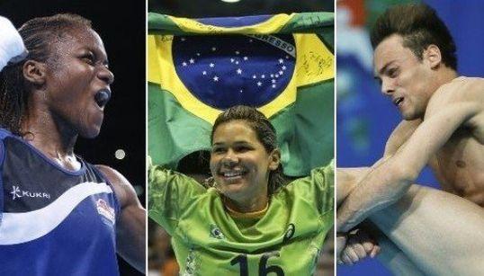 Fora do armário e felizes: 13 atletas LGBT que BRILHAM na Rio