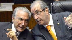 Dilma chama Temer e Cunha de cúmplices do