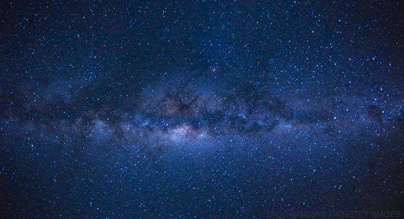 Ganhamos uma vizinha nova e rara: Uma galáxia quase