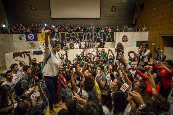 A CPI da Merenda não saiu (nem deve sair), mas luta dos estudantes de São Paulo