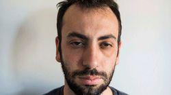 Estas imagens mostram como o rosto das pessoas fica após um gole de