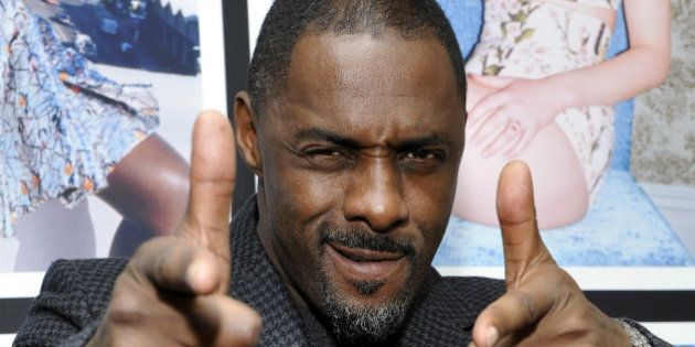 LOS ANGELES, CA - JANUARY 09: Actor Idris Elba attends the W Magazine celebration of The 'Best Performances'...