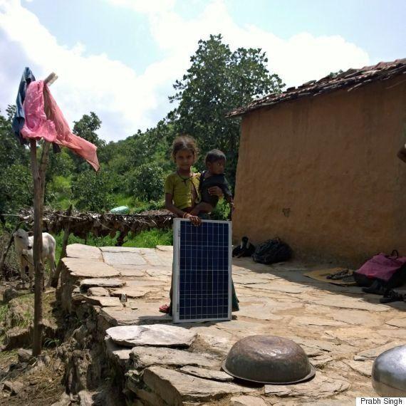 Como um estudante levou eletricidade pela primeira vez para uma vila na