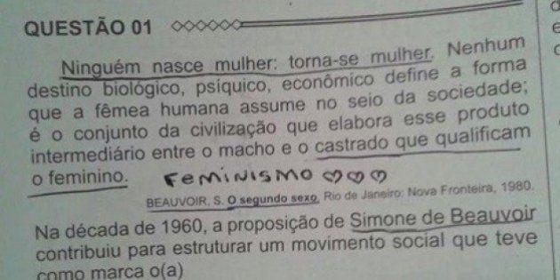 Câmara de Campinas quer anular questão do Enem que cita Simone de