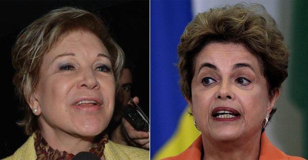 Marta Suplicy: 'Não tenho dor nem pena de votar pelo impeachment de