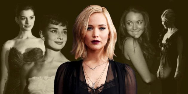 Jennifer Lawrence e o problema com as 'it
